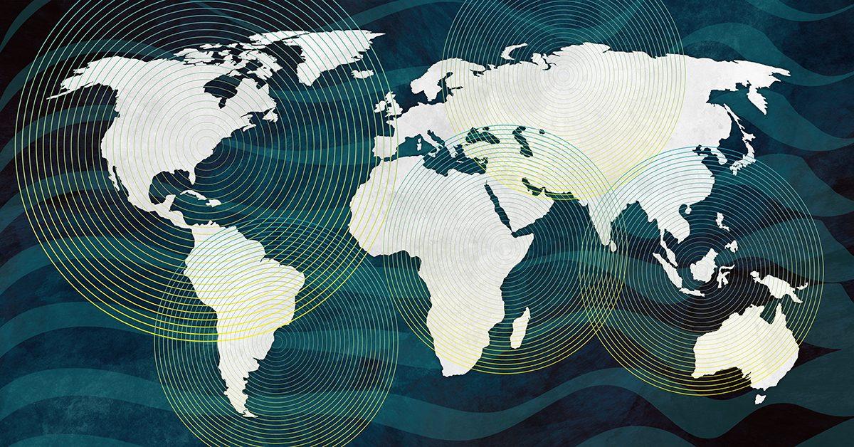 Cloud services international expansion